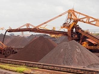 Xuất khẩu quặng sắt của Brazil giảm lần đầu tiên trong 10 năm