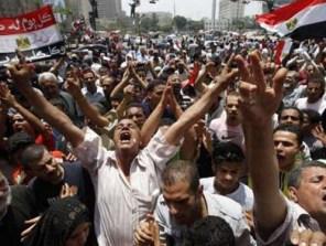 Quảng trường Tahrir Ai Cập lại rúng động do biểu tình