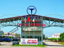 Khởi công nhà máy sản xuất và chế tạo động cơ Chu Lai - Trường Hải tại Quảng Nam