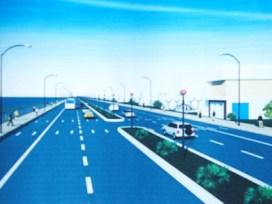 Tăng vốn đầu tư đường ven biển Dung Quất - Sa Huỳnh lên gần 5.700 tỷ đồng