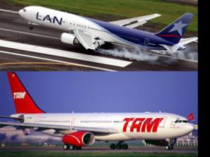 Chile và Brazil hợp tác mở hãng hàng không lớn thứ 2 thế giới