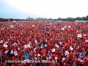 50.000 người phe áo đỏ chuẩn bị tuần hành kỷ niệm 80 năm Cách mạng Thái Lan