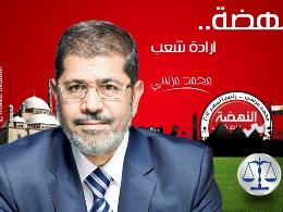 Ông Mohamed Morsi làm Tổng thống Ai Cập