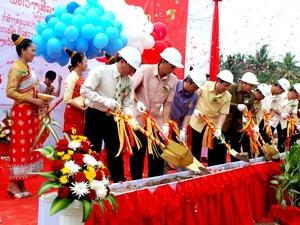 Việt Nam hỗ trợ 21 tỷ đồng nâng cấp cơ sở đào tạo cho Lào