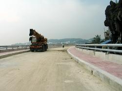 Quảng Ninh đẩy nhanh tiến độ dự án tuyến đường bao quanh núi Bài Thơ