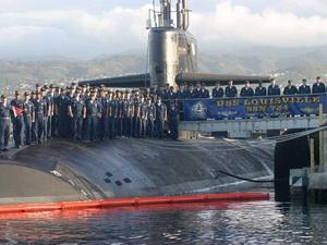 Tàu ngầm hạt nhân Mỹ tới thăm Philippines giữa lúc căng thẳng