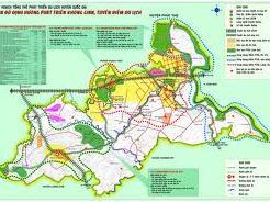 Hà Nội quy hoạch huyện Quốc Oai kết nối với đô thị vệ tinh Hòa Lạc