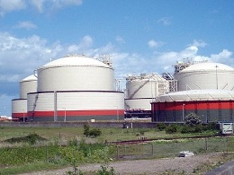 Nga và Nhật Bản hợp tác xây nhà máy khí hóa lỏng lớn ở Viễn Đông