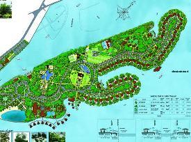 Kiên Giang duyệt dự án công viên văn hóa và làng sinh thái 33ha