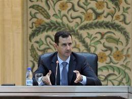 Tổng thống Assad thừa nhận Syria đang trong tình trạng chiến tranh