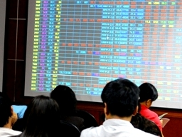 Thị trường giảm trong phiên chiều, VN-Index mất điểm phiên thứ 5