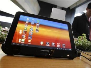 Samsung Galaxy Tab 10.1 bị cấm bán ở Mỹ