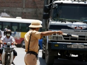 Hà Nội cấm ôtô tại 40 tuyến phố trong kỳ thi đại học