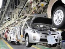 Sản lượng công nghiệp Nhật giảm nhiều nhất kể từ thảm họa năm 2011