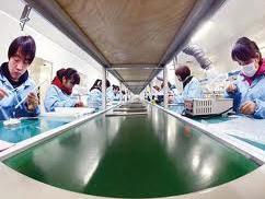 Lợi nhuận ngành công nghiệp Trung Quốc giảm mạnh tháng thứ 2 liên tiếp