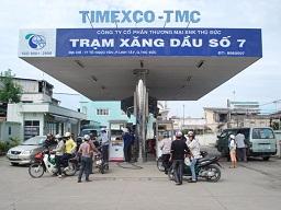 TMC mở trạm xăng dầu mới tại TPHCM