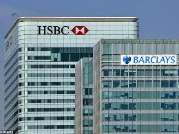 HSBC, Barclays thừa nhận thao túng lãi suất