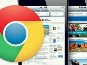 Chrome cho iOS vươn lên ngôi vị số 1 trên App Store