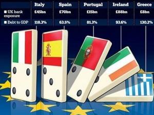Niềm tin kinh tế khu vực eurozone lại giảm trong tháng 6