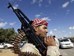 Xung đột phe phái Lybia bùng phát dữ dội, 47 người thiệt mạng