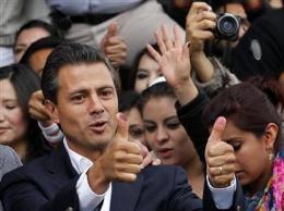 Mexico có Tổng thống mới