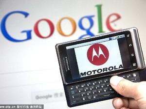 Mỹ đang điều tra Google sau vụ thâu tóm Motorola