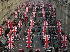 Chi tiêu của Hoàng gia Anh đã lên tới 32,3 triệu bảng