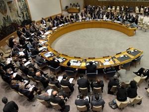 Hội đồng Bảo an Liên Hợp Quốc họp kín về Trung Đông