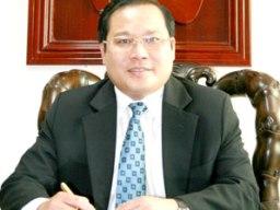 Ông Phan Huy Khang chính thức là Tổng giám đốc Sacombank