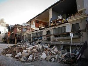 Động đất 6,2 độ richter rung chuyển thủ đô New Zealand