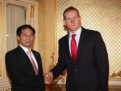 Thứ trưởng Ngoại giao Anh: Việt Nam là điểm đến hấp dẫn cho doanh nghiệp Anh