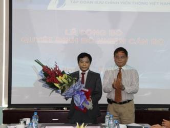 VNPT bổ nhiệm giám đốc mới cho VDC