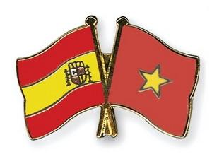 Tây Ban Nha tăng hoạt động thương mại ở Việt Nam