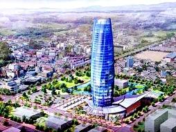 Chuẩn bị vận hành tòa nhà Trung tâm hành chính thành phố Đà Nẵng