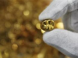 Giá vàng tăng 1,5% lên cao nhất 2 tuần