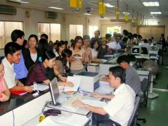 Hà Nội tăng thêm 44 thủ tục hành chính