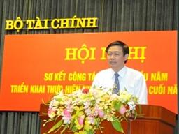 Bộ trưởng Vương Đình Huệ: Ngân sách Nhà nước bị giảm thu 41.000 tỷ đồng do miễn giảm thuế