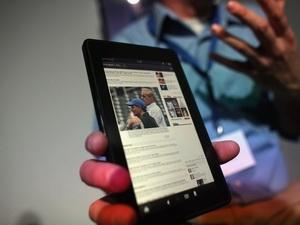 Kindle Fire thế hệ mới ra mắt vào tháng 8