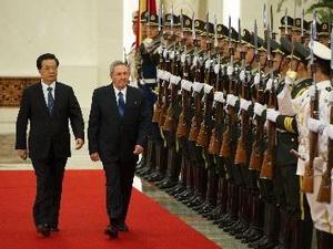 Trung Quốc-Cuba ký nhiều thỏa thuận tăng hợp tác