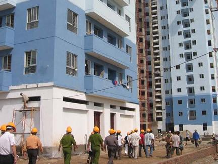 Hà Nội cho mua nhà tái định cư trả dần trong 10 năm