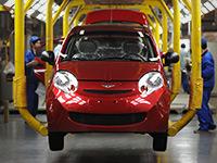 Thị trường mới nổi là thiên đường cho các nhà sản xuất ô tô Trung Quốc