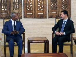 Liên Hợp Quốc - Syria nhất trí cách tiếp cận giải quyết xung đột