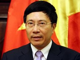 Bộ trưởng Ngoại giao Việt Nam-Trung Quốc hội đàm