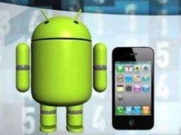 Lần đầu tiên Android chiếm 50% thị phần ở cả Mỹ và Châu Âu