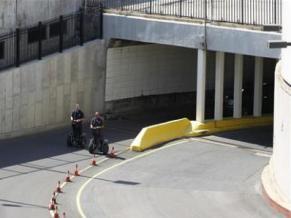 Đường hầm nối Mỹ - Canada bị đe dọa đánh bom