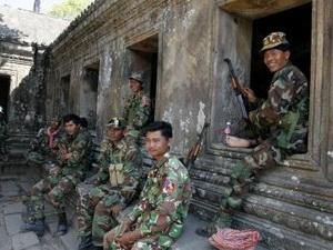 Thái Lan, Campuchia nhất trí tiếp tục rút quân khỏi khu vực tranh chấp