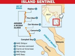 Ấn Độ tăng cường kiểm soát eo biển Malacca