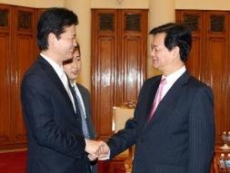 Nhật tiếp tục duy trì ODA ở mức cao cho Việt Nam