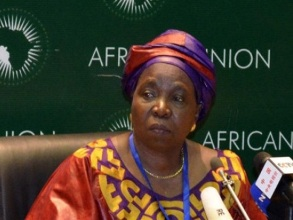 Liên minh châu Phi có nữ chủ tịch đầu tiên