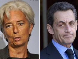Giám đốc IMF và cựu Tổng thống Pháp Sarkozy bị điều tra tham nhũng